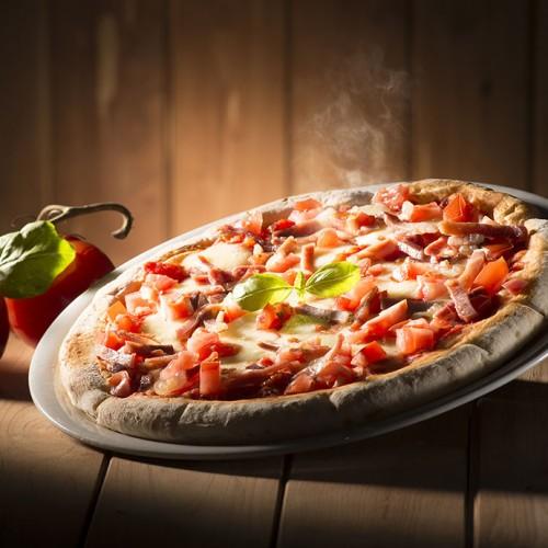 Przepis na zdrową pizzę z kamienia