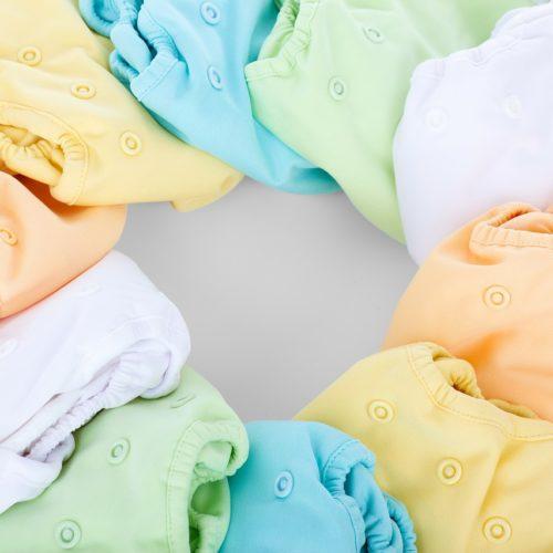 Pieluszki dla dzieci – które wybrać?